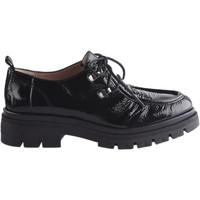 Chaussures Femme Derbies Hispanitas Chaussures à lacets femme -  - Noir verni - 36 NOIR