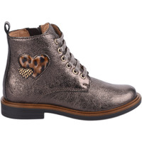 Chaussures Fille Bottines Fr By Romagnoli Bottines fille -  - Dore mordore - 24 DORE