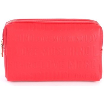 Sacs Femme Pochettes / Sacoches Love Moschino JC5321PP0D Embrayage Femme Rouge