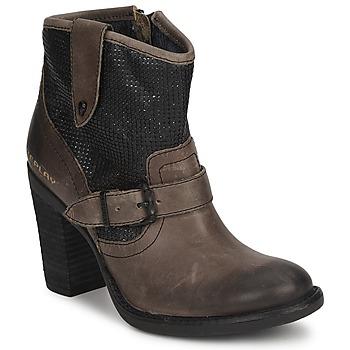 Bottines / Boots Replay GENIE BLACK 350x350
