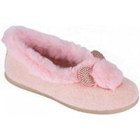 Chaussures Enfant Chaussons bébés Conguitos 25738-18 Rose
