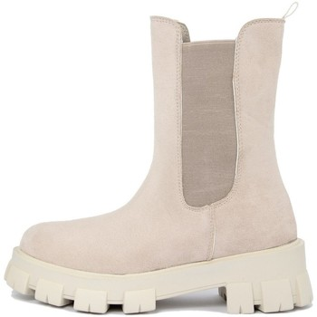 Chaussures Femme Boots Sole Sisters  Beige