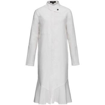 Vêtements Femme Robes longues Smart & Joy Corosole Blanc