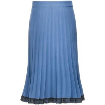 Vêtements Femme Jupes Smart & Joy Chinotto Bleu lavande