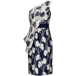 Vêtements Femme Robes courtes Smart & Joy Cranberry Bleu marine
