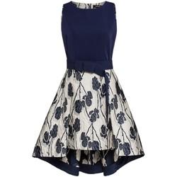 Vêtements Femme Robes courtes Smart & Joy Vinette Bleu outremer