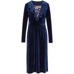 Vêtements Femme Robes courtes Smart & Joy Grenadille Bleu nuit