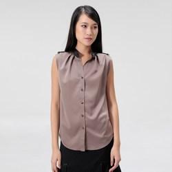 Vêtements Femme Tops / Blouses Smart & Joy Icaque Taupe