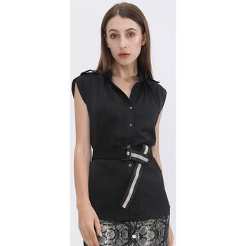 Vêtements Femme Tops / Blouses Smart & Joy Icaque Noir