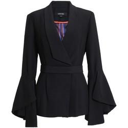 Vêtements Femme Vestes / Blazers Smart & Joy Lime Noir