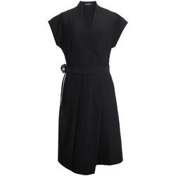 Vêtements Femme Robes courtes Smart & Joy Kiwaï Noir