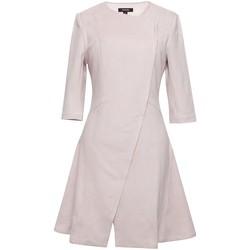 Vêtements Femme Robes courtes Smart & Joy Litchi Beige coquille