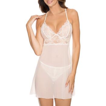 Vêtements Femme Pyjamas / Chemises de nuit Gorteks Charlize Beige