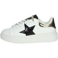 Chaussures Femme Baskets montantes Shop Art SA80215 Blanc/Noir