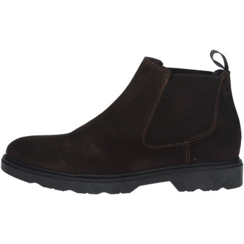 Chaussures Homme Boots Valleverde 28830A Beatles homme Marron