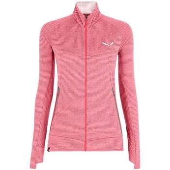 Vêtements Femme Sweats Salewa Pedroc PL R W FZ Rose
