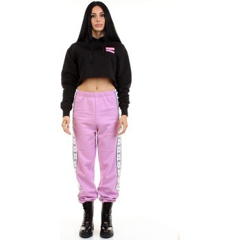 Vêtements Femme Pantalons de survêtement Chiara Ferragni 71CBAF03-CFC0F Glycine
