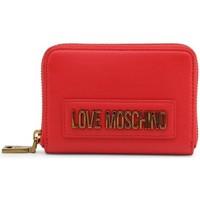 Sacs Femme Portefeuilles Love Moschino JC5624PP1BLK0500 Rouge
