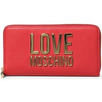 Sacs Femme Portefeuilles Love Moschino JC5611PP1DLJ050A Rouge