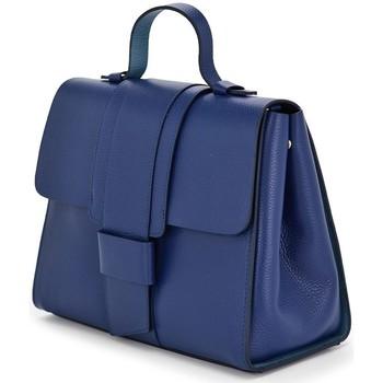 Sacs Femme Sacs porté main Vera Pelle 9210000267773 Bleu marine