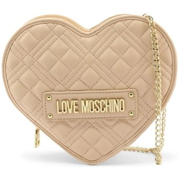 Sacs Femme Sacs Bandoulière Love Moschino JC4132PP1DLA0107 Beige