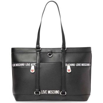 Sacs Femme Cabas / Sacs shopping Love Moschino JC4148PP1DLD0000 Noir
