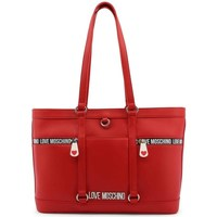 Sacs Femme Cabas / Sacs shopping Love Moschino JC4148PP1DLD0500 Rouge