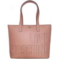 Sacs Femme Cabas / Sacs shopping Love Moschino JC4174PP1DLH0611 Rose