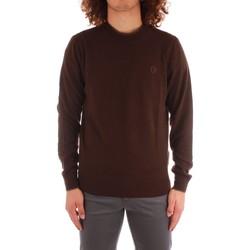 Vêtements Homme T-shirts manches longues Trussardi 52M00519 0F000571 MARRON