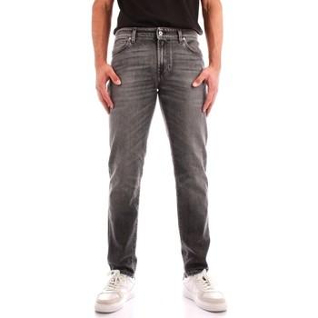 Vêtements Homme Jeans droit Roy Rogers A21RRU075N0561889 NOIR