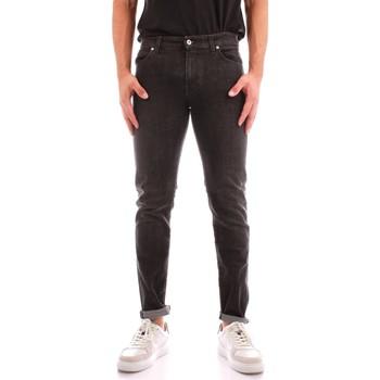 Vêtements Homme Jeans droit Roy Rogers A21RRU075N0551879 NOIR