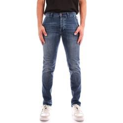 Vêtements Homme Jeans droit Roy Rogers A21RRU006D463A145 BLUE JEANS