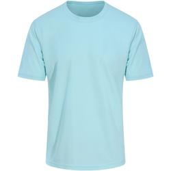 Vêtements Homme T-shirts manches courtes Awdis JC001 Turquoise
