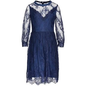 Vêtements Femme Robes courtes Smart & Joy JACINTHE Bleu marine