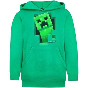 Vêtements Garçon Sweats Minecraft  Vert