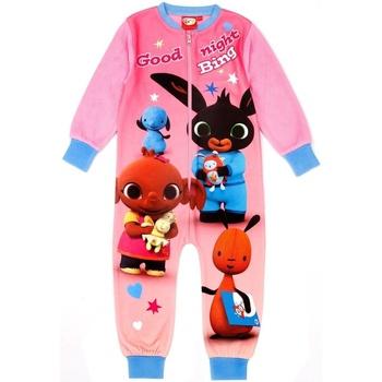 Vêtements Fille Pyjamas / Chemises de nuit Bing Bunny  Rose