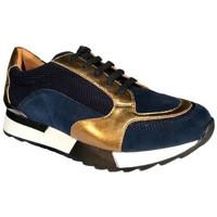 Chaussures Femme Baskets basses Karston Basket Sigma bleu