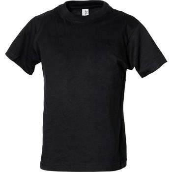 Vêtements Garçon Et acceptez notre Polique de Protection des Données Tee Jays TJ1100B Noir