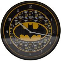 Maison & Déco Horloges Dessins Animés Taille unique Noir / jaune