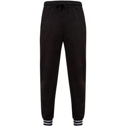 Vêtements Pantalons Front Row FR640 Noir / gris