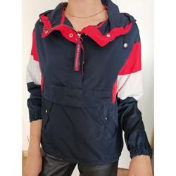 Vêtements Femme Coupes vent Bershka Parka bershka zip Multicolore