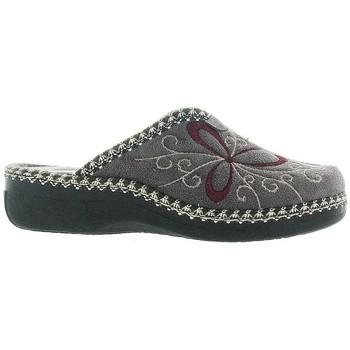 Chaussures Femme Chaussons La Maison De L'espadrille 42054 Violet