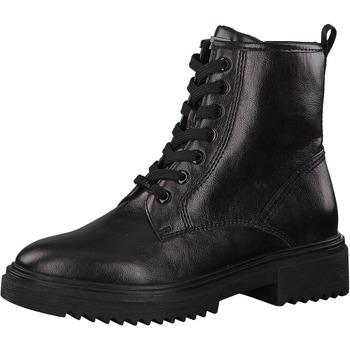 Chaussures Femme Boots S.Oliver Bottines Schwarz