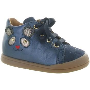 Chaussures Femme Baskets montantes Babybotte FELIA Bleu