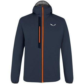 Vêtements Homme Vestes Salewa Vioz Powertexpolartec Wool Alpha Bleu marine