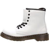 Chaussures Garçon Baskets mode Dr Martens - Anfibio bianco  calz bimbo 1460 J ROMARIO BIANCO