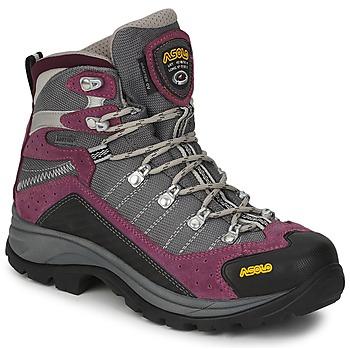 Chaussures-de-randonnee Asolo DRIFTER GV ML Gris / Violet 350x350