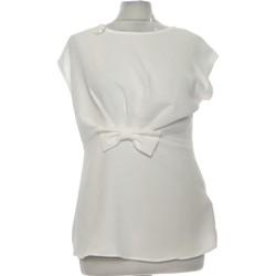 Vêtements Femme Débardeurs / T-shirts sans manche Camaieu Débardeur  36 - T1 - S Blanc