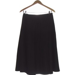 Vêtements Femme Jupes Barbara Bui Jupe Mi Longue  38 - T2 - M Noir