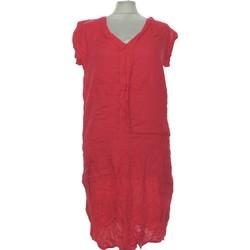 Vêtements Femme Robes courtes Camaieu Robe Courte  38 - T2 - M Rouge